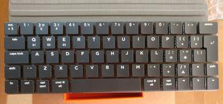 teclado nuphy nutype F1 bluetooth