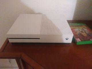 Xbox One S +3 juegos