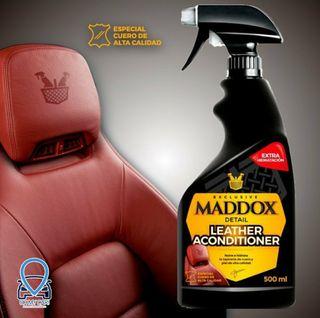 Productos de limpieza y detail para vehículos.