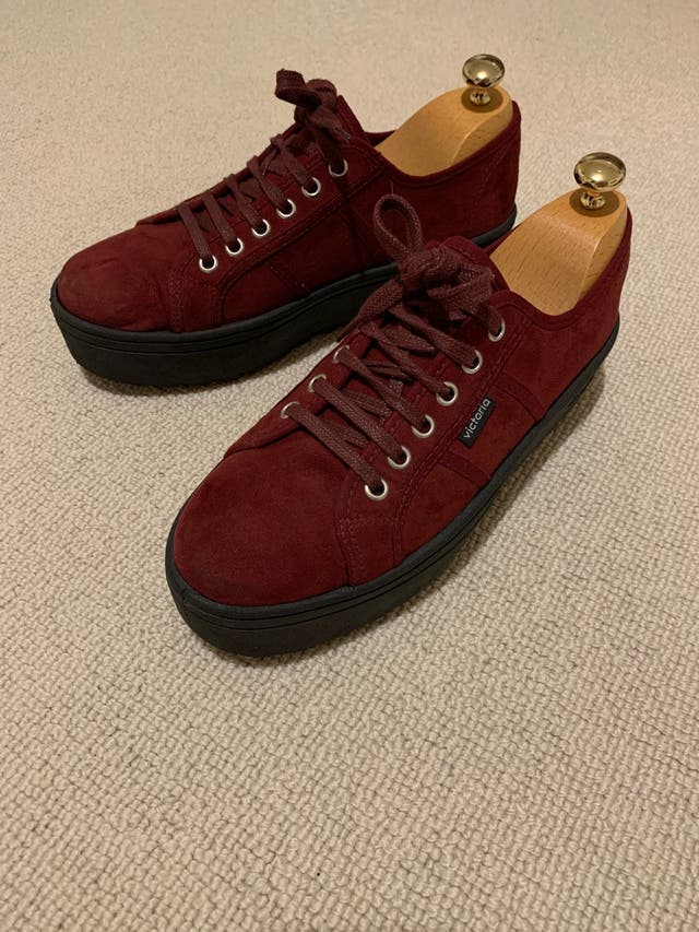 Victoria red velvet