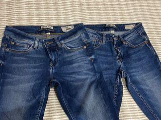 2 jeans GARCIA JEANS Talla 152
