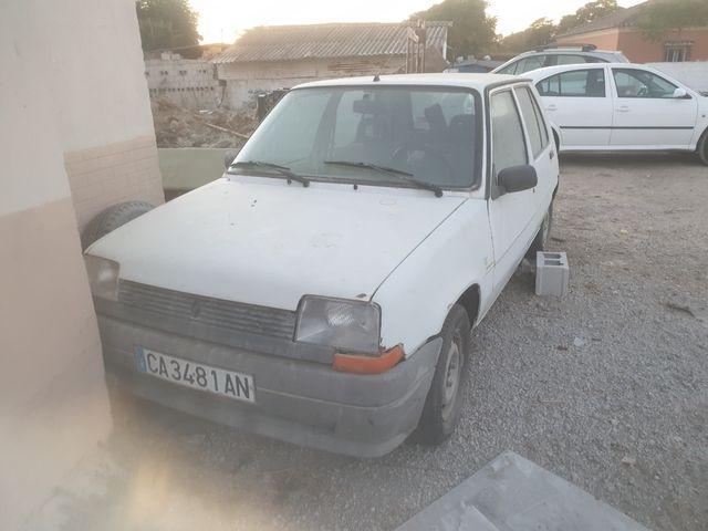 Renault super 5 1992
