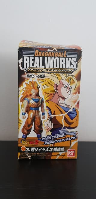 Dragon Ball Z Real Works Special Goku SSJ 3