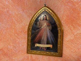 Relicario Sagrado Corazón de Jesús