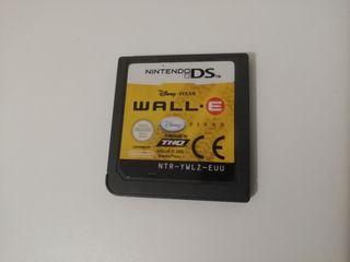Juego Wall-E Nintendo DS