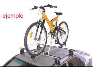 soporte baca bicicletas