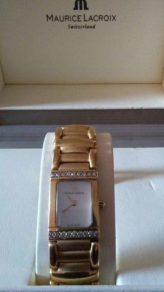 reloj mujer oro 18k (750%)