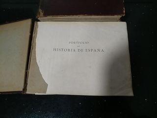 PORTAFOLIO HISTORIA DE ESPAÑA