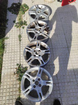 Llantas Ford originales Ford Fiesta