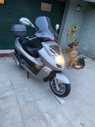KYMCO BET WIN 250cc