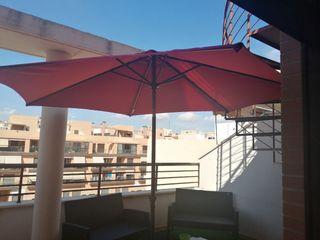 Sombrilla de terraza