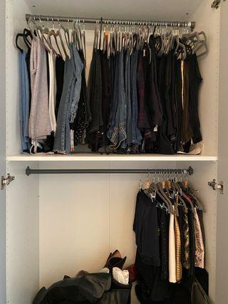 Amazing wardrobe 3m long