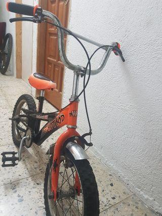 Bicicleta de niño, leer descripción.