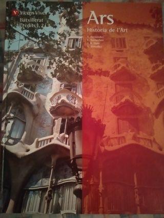 libro història de l'art