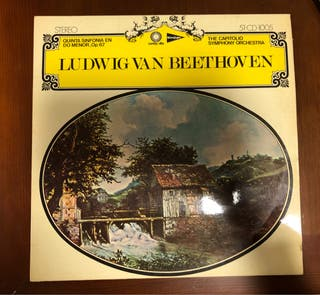 Vinilo Ludwig van Beethoven