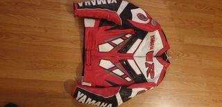 chaqueta de moto racing