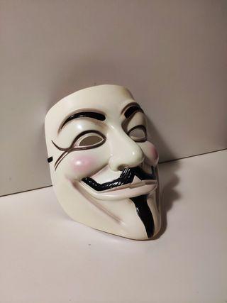 Máscara Anonymous/V de Vendetta