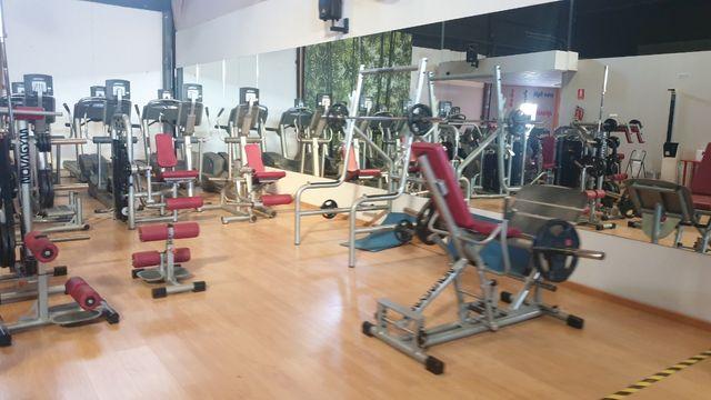 gimnasio life fitness y fitland