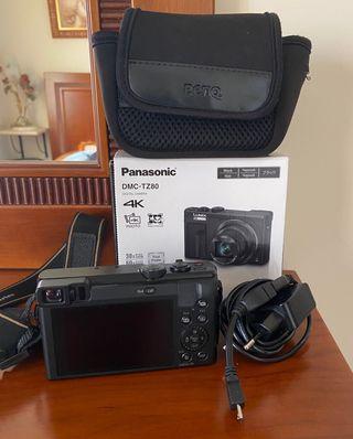 Cámara - Panasonic Lumix DMC-TZ80
