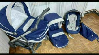 nuevo!!! Carrito bebé Inglesina carro trío