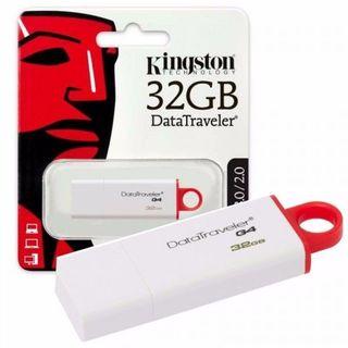 USB PENDRIVE KINGSTON 32GB