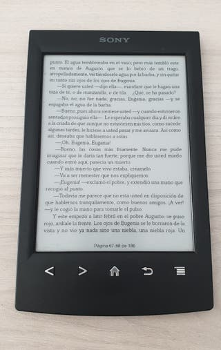 eBook SONY PRS T2