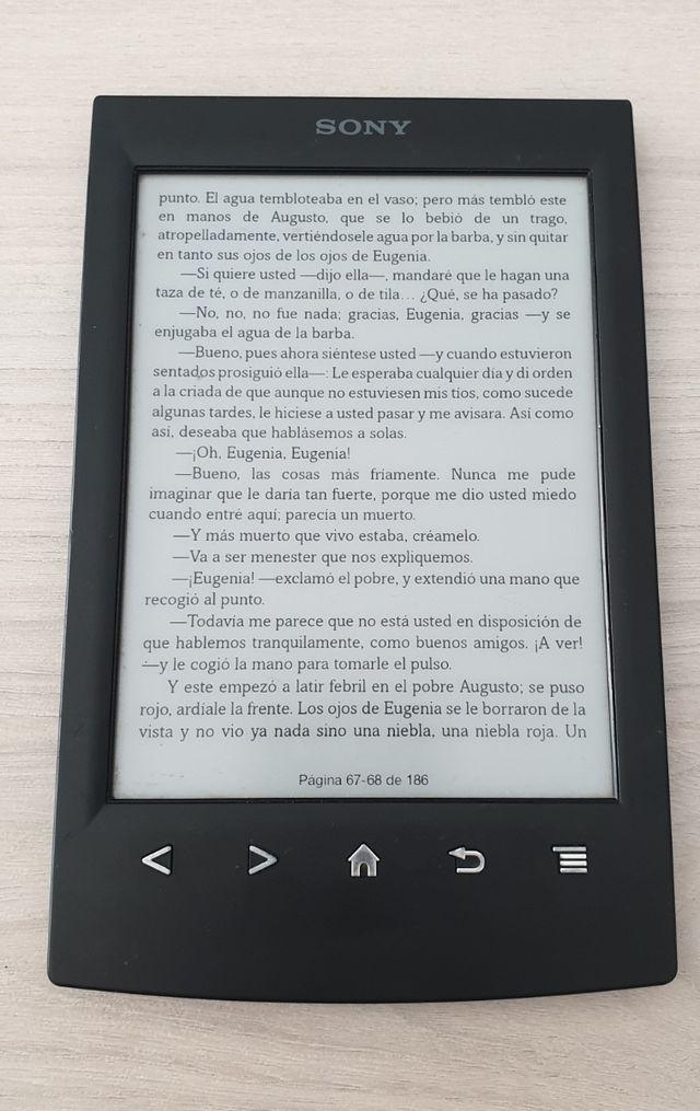 eBook SONY PRS T2