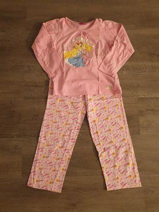 Pijama Niña T8 Princesas Disney