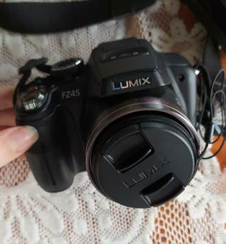 Cámara de fotos Panasonic Lumix fz45