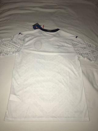Camiseta fútbol Italia original