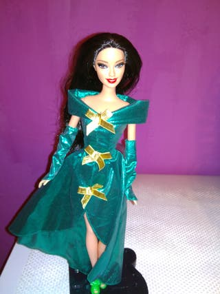 Barbie Híbrida Raquelle