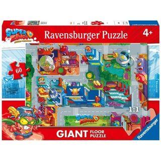 Superthings puzzle de suelo