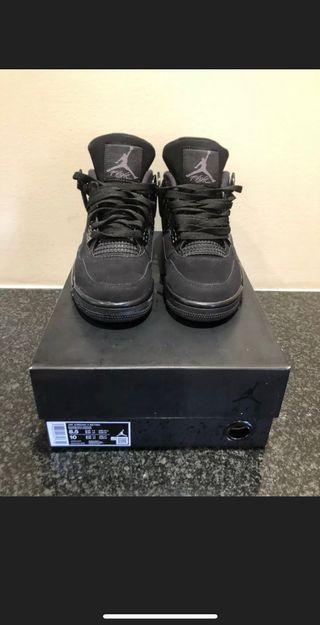 Nike Air Jordan 4 Retro Black Cat