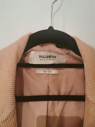 Pink P&B Corduroy Blazer