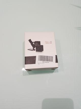 mini cámara espia HD
