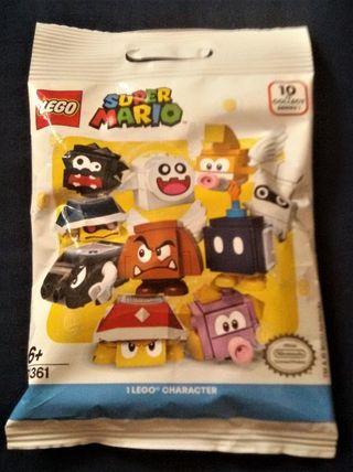 Lego mario Sobres sin abrir.