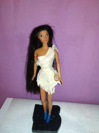 Barbie Pocahontas