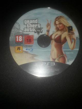 GTA V (PS3)