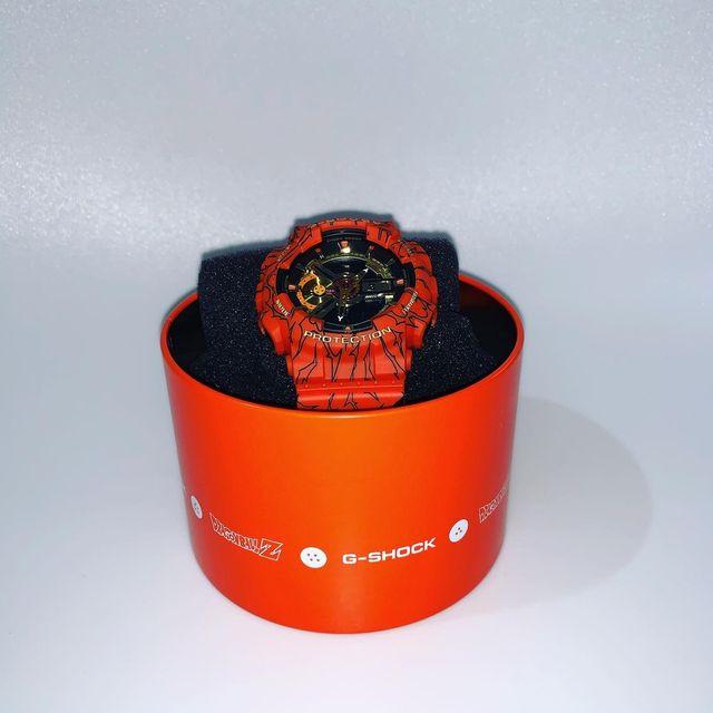 Casio G Shock Dragon ball LTD