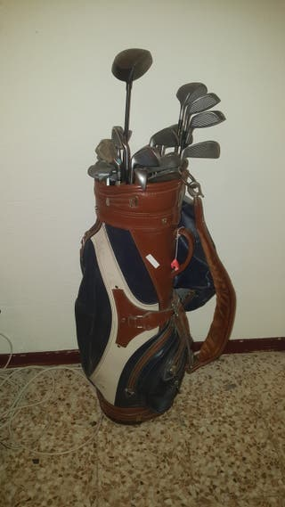 Set Completo de Golf (Wilson, Taylormade, Mizuno,)