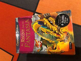 Llibre Al Regne de la fantasia