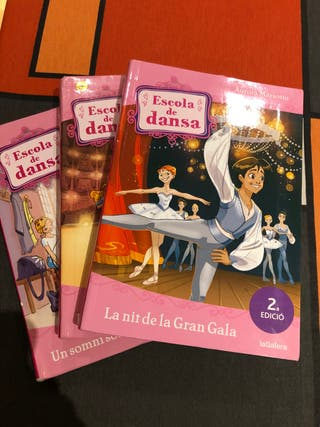 Libros Escola de Dansa