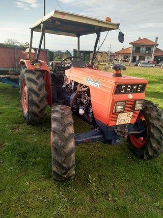 tractor same Falcón