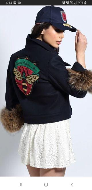Fortune Jacket Guts&Love Xs Chaqueta buscadisima