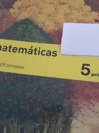 pack matemáticas 5