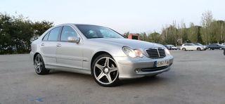 Mercedes c220 170cv año 2004 268000km