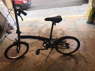 Se vende bicicleta plegable ideal para ciudad