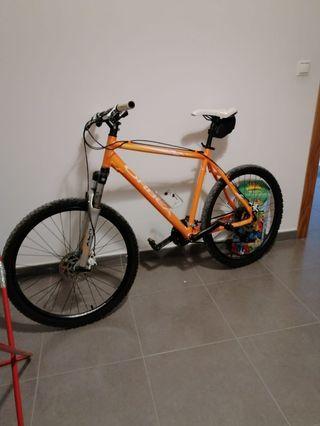 vendo bicicleta de montaña ORBEA