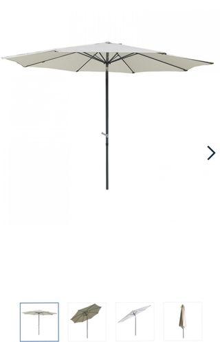 Sombrilla Parasol terraza jardín