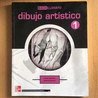 Libro de Dibujo Artístico para Bachillerato
